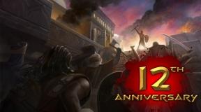 12. Geburtstag-Event: 19. Mai bis 9. Juni