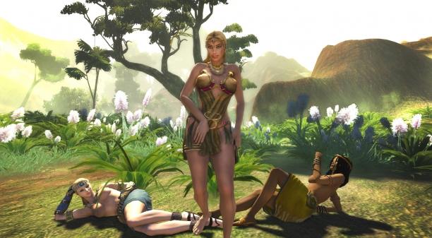 Brief des Game Directors – März 2014
