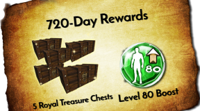720-Day Loyalty Rewards