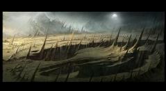 Dragon's Spine - Landscape