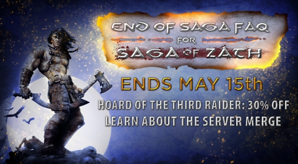 End of Saga FAQ