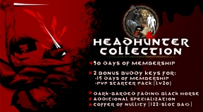 Headhunter Collection Now Available!