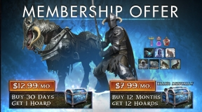Limited-Time Membership Offer