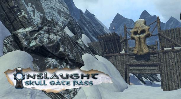 Skull Gate Pass Onslaught