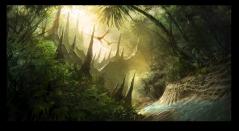 Drachenkamm - Tal