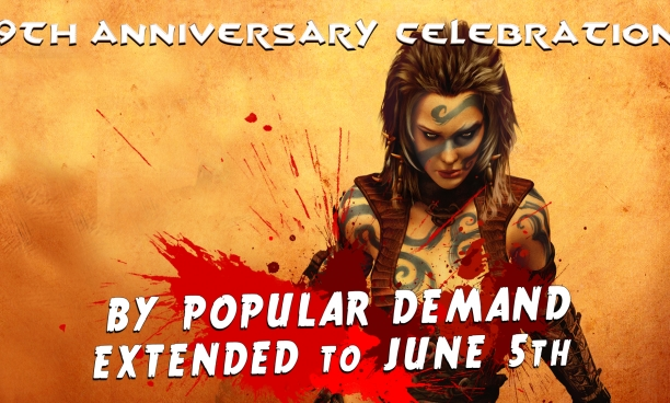 By popular demand: Celebration Extended!