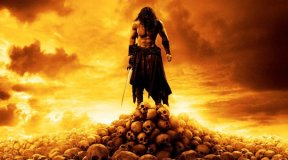 Conan The Barbarian trailer is epic!