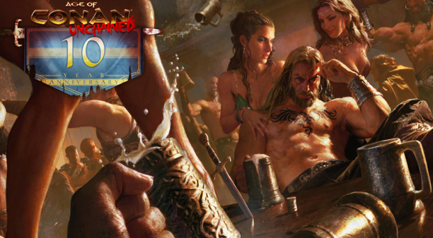 Celebrating 10 YEARS of Age of Conan