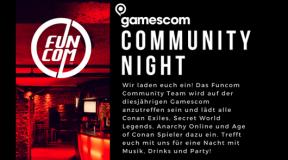 gamescom COMMUNITY NIGHT