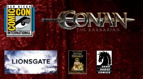Conan at Comic-con