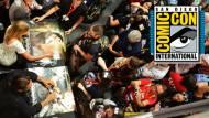 Schauspieler des Conan Films glänzen auf der Comic-Con