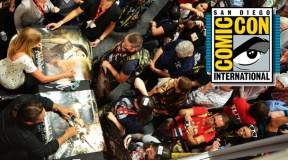 Conan cast shine at Comic-con
