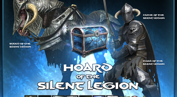 Introducing the Hoard of the Silent Legion