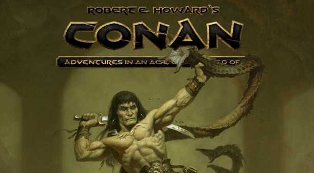 All new Conan tabletop Roleplaying Game Kickstarter has just begun!