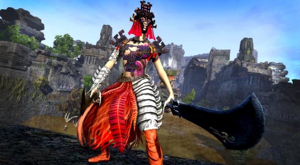 The Banshee Queen of Acheron