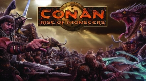 Conan Rise of Monsters Kickstarter relaunching!