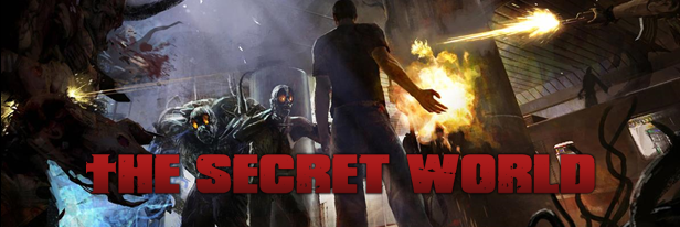 Funcom reveals first in-game footage from 'The Secret World'